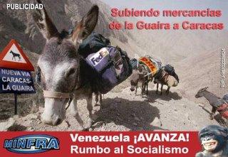 Vénézuela. En Avant vers le socialisme!